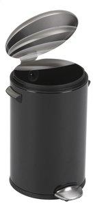 Eko poubelle à pédale Belle noir mat 12 l-Détail de l'article