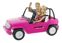 Barbie set de jeu Beach Cruiser