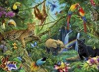 Ravensburger puzzle Animaux de la jungle-Détail de l'article