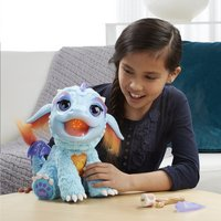 FurReal peluche interactive Torch Mon Dragon Magique-Image 1