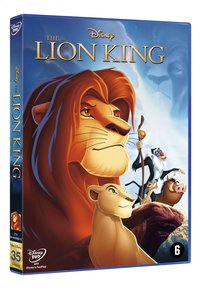 Dvd The Lion King