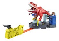 Hot Wheels acrobatische racebaan T-Rex Rampage-Vooraanzicht