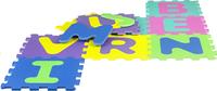 DreamLand 26 puzzeltegels alfabet-Vooraanzicht
