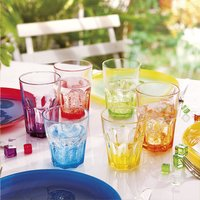 Luminarc 6 verres Crazy Colors 30 cl-Image 1