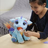 FurReal Friends peluche interactive Torch Mon Dragon Magique NL-Image 2