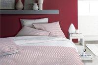 Matt & Rose Housse de couette Envol graphique blush argent coton 260 x 240 cm-Image 3