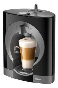 Krups espressomachine Dolce Gusto Oblo zwart/grijs KP110810 -Afbeelding 1