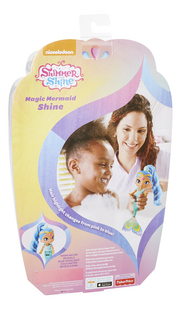 Fisher-Price figuur Shimmer & Shine Magic Mermaid Shine-Achteraanzicht