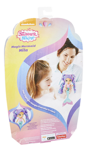 Fisher-Price Figuur Shimmer & Shine Magic Mermaid Nila-Achteraanzicht