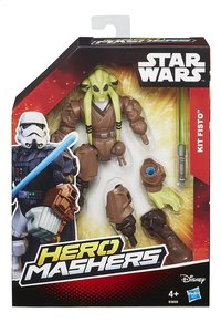 Figurine Star Wars Hero Mashers Kit Fisto-Avant