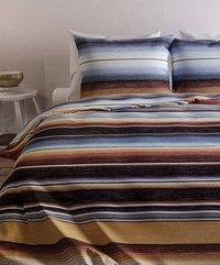 Heckett & Lane Housse de couette Serape multi flanelle 140 x 220 cm-Image 2