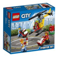 LEGO City 60100 Ensemble de démarrage de l'aéroport