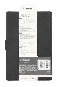 Tucano foliocover Uncino universeel 9/-10/ zwart-Achteraanzicht