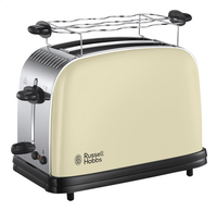 Russell Hobbs Grille-pain Colours Plus classic cream