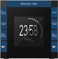 bigben radio-réveil RR70 avec projection Great Britain-Détail de l'article