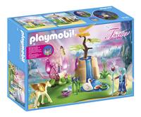 Playmobil Fairies 9135 Betoverde weide met feeënbaby's