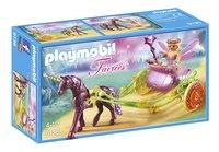 Playmobil Fairies 9136 Bloemenfee met eenhoornkoets