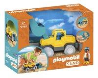 Playmobil Sand 9145 Graafmachine met schep