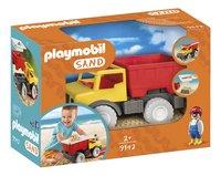 Playmobil Sand 9142 Camion tombereau avec seau