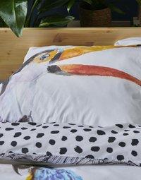Covers & Co Dekbedovertrek Born to be wild multi katoen 240 x 220 cm-Afbeelding 4