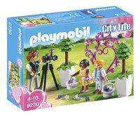 Playmobil City Life 9230 Enfants d'honneur avec photographe