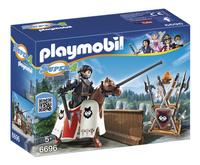 Playmobil Super 4 6696 Rypan - gardien du Baron Noir