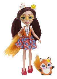 Enchantimals figurine Fellicity Renard-Avant