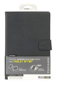 Tucano foliocover Uncino universelle 9'-10' noir