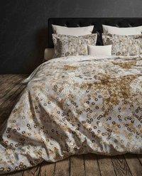 Heckett & Lane Housse de couette Lewis Shimmer gold coton 140 x 220 cm-Image 5