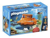 Playmobil Sports & Action 9234 Cloche de plongée avec moteur submersible