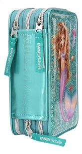 Plumier garni TOPModel Fantasy Model Mermaid turquoise-Côté gauche