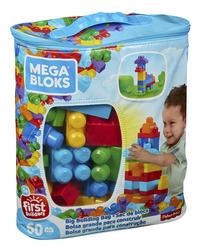 Mega Bloks First Builders Big Building Bag - 60 stuks-Linkerzijde