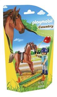 Playmobil Country 9259 Écuyère avec cheval