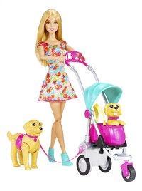 Barbie speelset Hondenwandeling