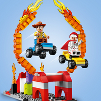 LEGO Toy Story 4 10767 Le spectacle de cascades de Duke Caboom-Image 2