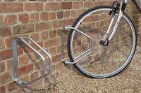 Mottez range-vélo mural pivotant pour 1 vélo-Image 2