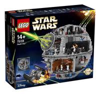 LEGO Star Wars 75159 Death Star-Linkerzijde