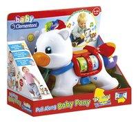 baby Clementoni Mon poney à tirer-Côté gauche