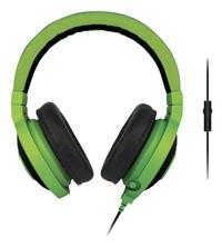 Razer casque-micro Kraken Pro eSport Gaming vert
