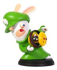 Figurine Mario Les Lapins Crétins Luigi 7,5 cm