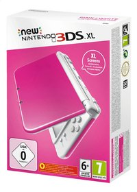 Nintendo console 3DS XL new Nintendo 3DS XL blanc/rose