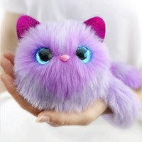 Bandai peluche interactive Pomsies - Boots-Image 1