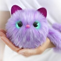 Bandai peluche interactive Pomsies - Speckles-Image 1