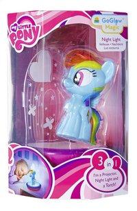 Nachtlampje Magic Light 3 in 1 My Little Pony