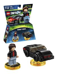 LEGO Dimensions Fun Pack 71286 Knight Rider Michael Knight ENG/FR