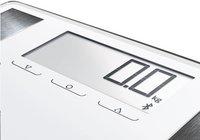 Soehnle Pèse-personne/impédancemètre Shape Sense Connect 100 blanc/inox-Détail de l'article