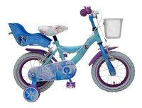 Vélo pour enfants Disney La Reine des Neiges 12' (monté à 95 %)