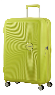 American Tourister Harde reistrolley Spinner EXP Soundbox tropical lime