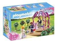 Playmobil City Life 9229 Bruidspaviljoen met bruidspaar