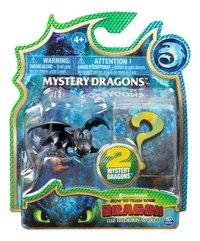 Figuur How to Train Your Dragon 3 Mystery Dragons - Toothless zwart-Vooraanzicht